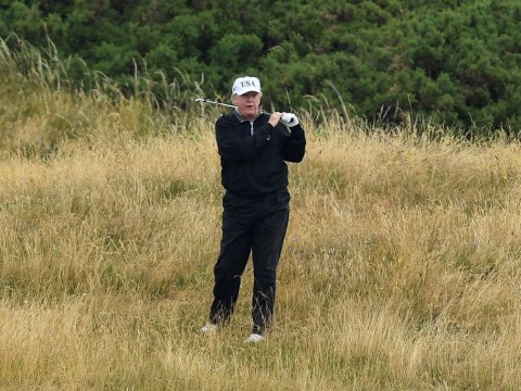 Donald Trump gets green light for 550 homes at luxury Scottish golf resort