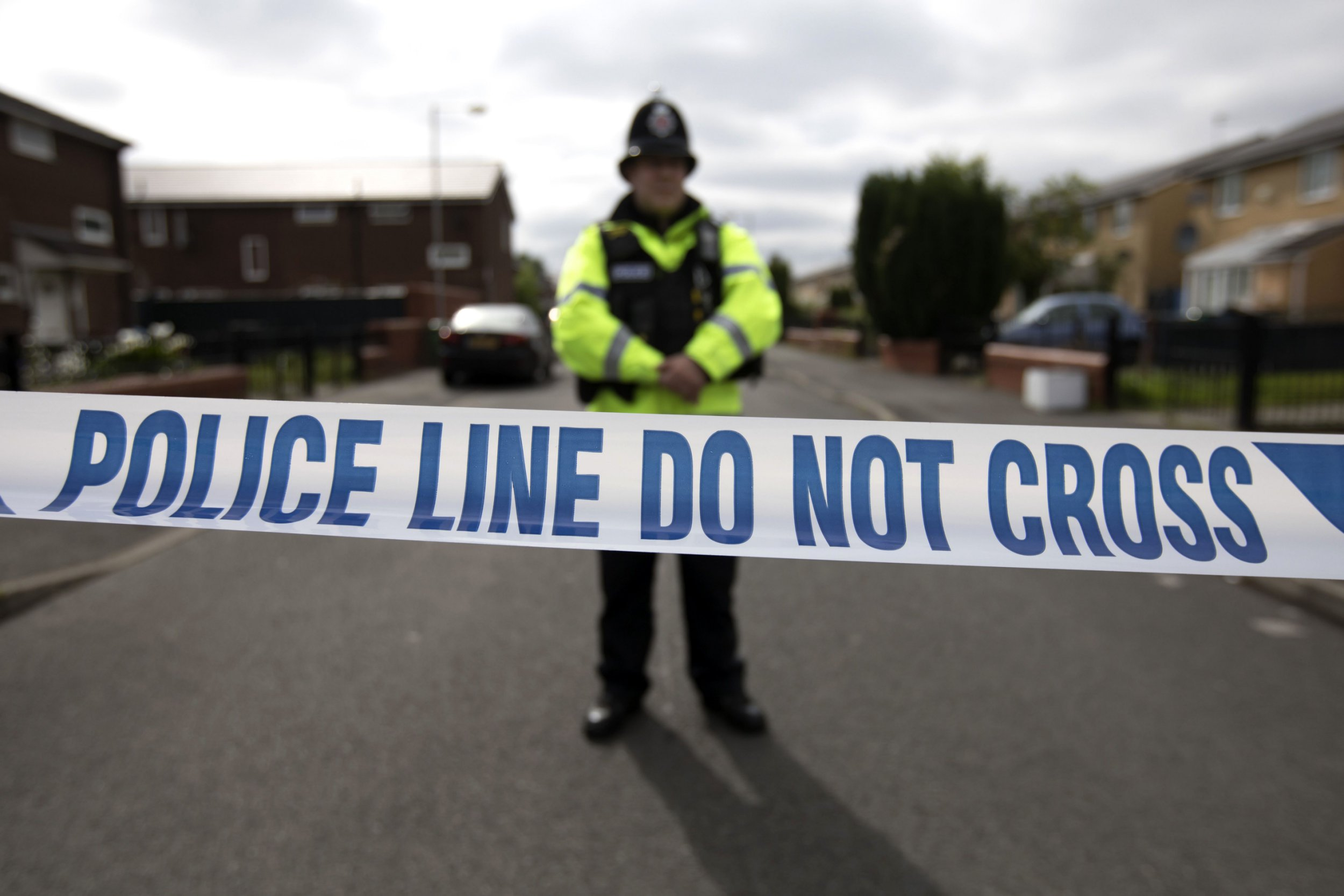 Girl, 15, seriously injured after being shot in 'random attack'