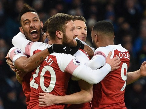 Jamie Carragher feels sorry for Alex Iwobi and Stephan Lichtsteiner after Arsenal's defeat to Manchester City