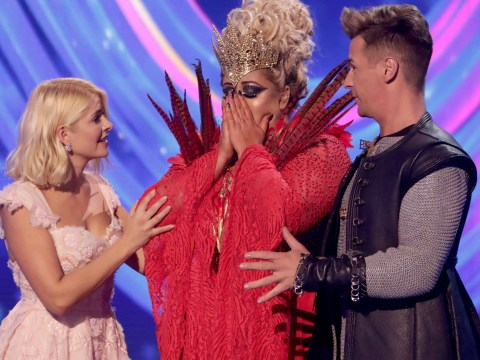 Gemma Collins bursts into tears on Dancing On Ice as she admits her 'confidence has gone' after horror fall