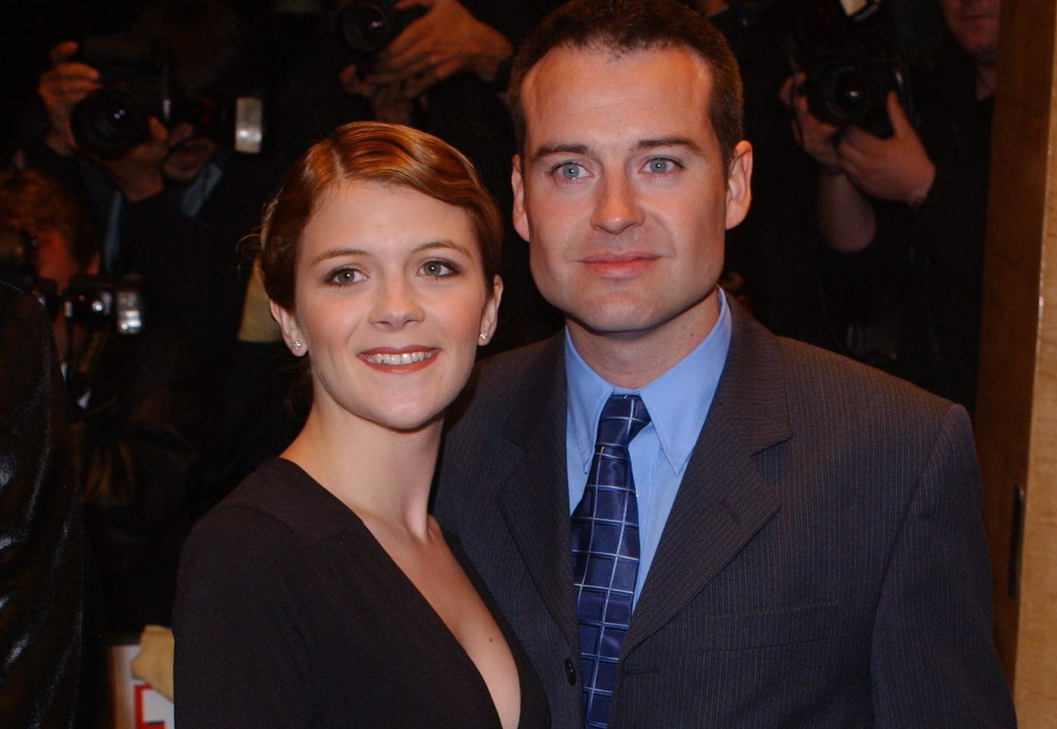 Who is Jane Danson's husband Robert Beck and who did he play in Emmerdale?