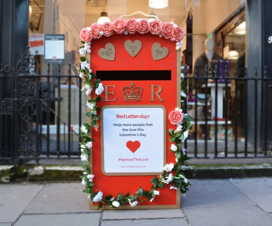 Campaign to send Valentine's cards to care home residents to combat loneliness Provider: Red Letter Days UK Source: https://drive.google.com/drive/folders/1iD0WT4LPmDxuT4ndFYJ50lNbeSEC9TVK