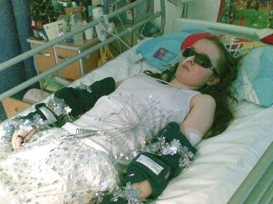 Woman with ME recounts abuse she suffered in hospital. Jessica Taylor-Bearman (Picture: Jessica Taylor-Bearman)