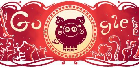 Lunar New Year celebrated with interactive Google Doodle game