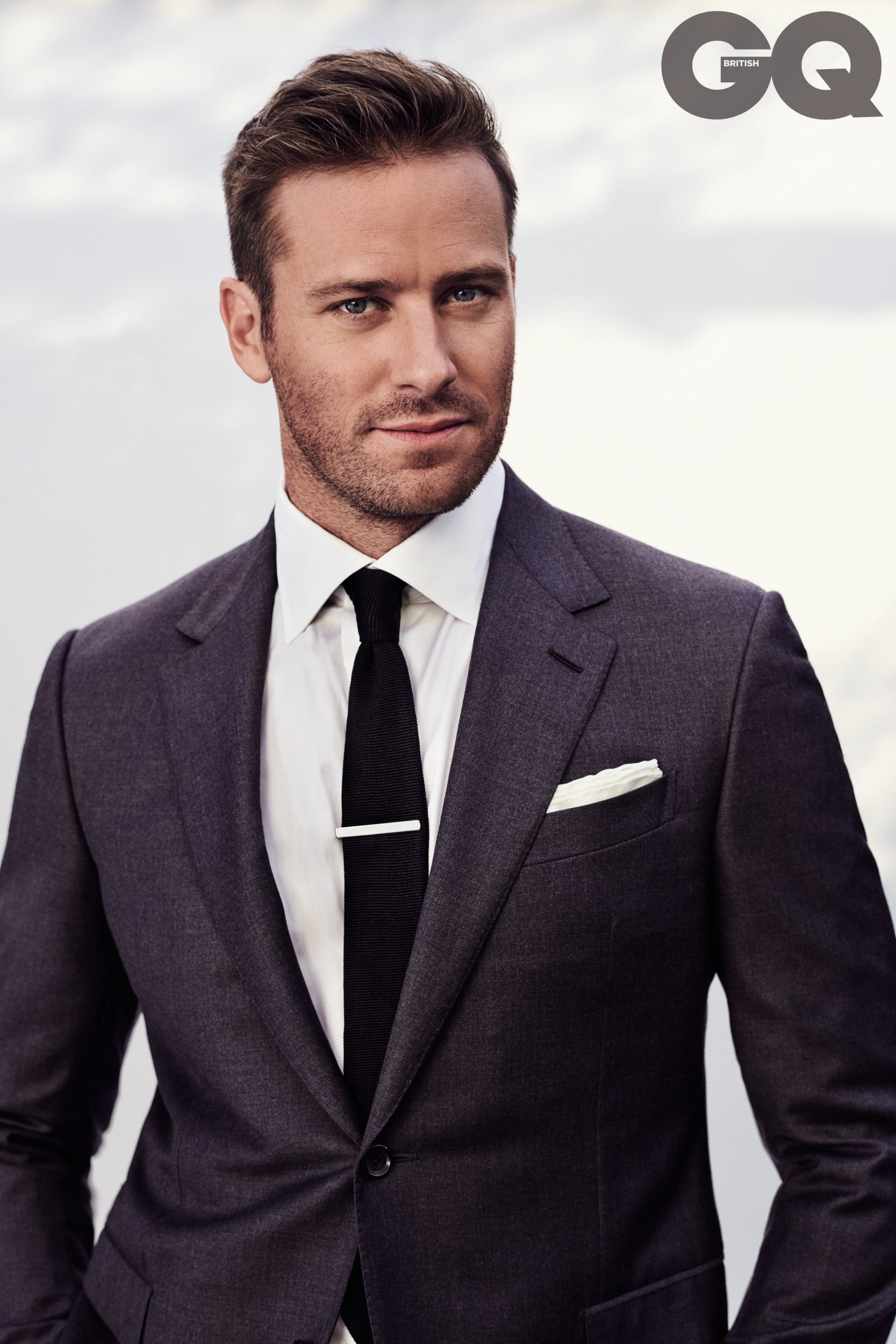 Armie Hammer acknowledges white privilege helped career – but insists he's still put in the work