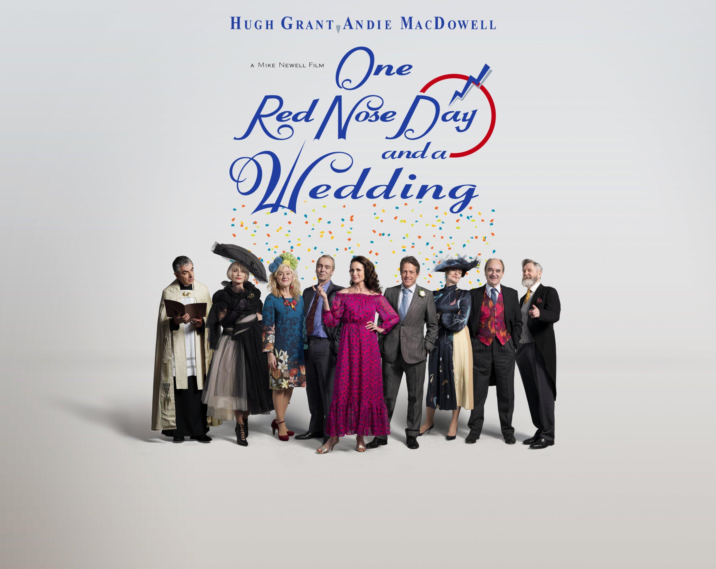 Four Weddings teaser image revealed Credit: Freuds