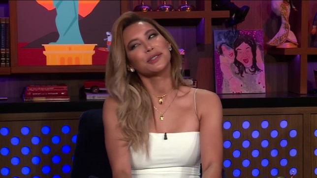 d4c46d616dd Naya Rivera Says There Was No Beef With Lea Michele Actress Naya Rivera  names the worst