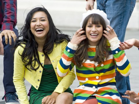 Naya Rivera addresses long-rumoured feud with former Glee co-star Lea Michele