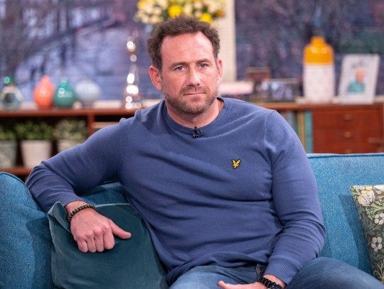 Editorial use only Mandatory Credit: Photo by S Meddle/ITV/REX (10099305bo) Jason Fox 'This Morning' TV show, London, UK - 08 Feb 2019 JASON FOX: SAS: WHO DARES... ?WOMEN? After twenty years of military service, Jason Fox aka ?Foxy?, has now become best known as the TV hard man (and heartthrob) in the hit series SAS: Who Dares Wins. For the first time, female contestants have been allowed to take part in the competition, mirroring how women can now sign up to the SAS in real life. Foxy joins us ahead of Sunday night?s final as the recruits take on their toughest challenge yet? the interrogation stage.