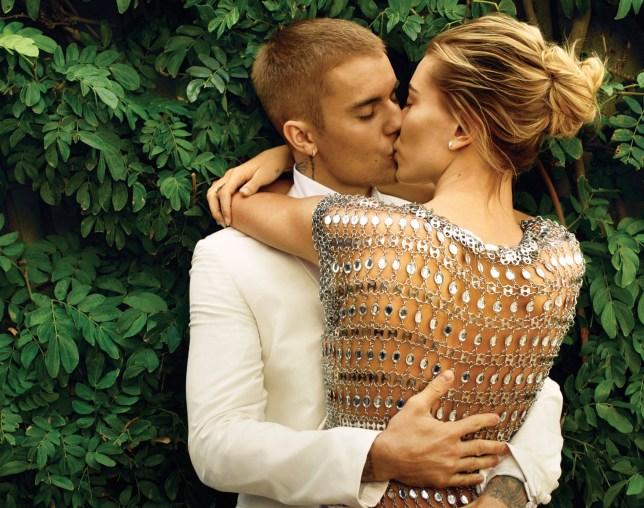 Justin Bieber and Hailey Baldwin were celibate before wedding SUPPLIED TO METRO.CO.UK Picture: Vogue.com LINK: https://www.vogue.com/article/justin-bieber-hailey-bieber-cover-interview