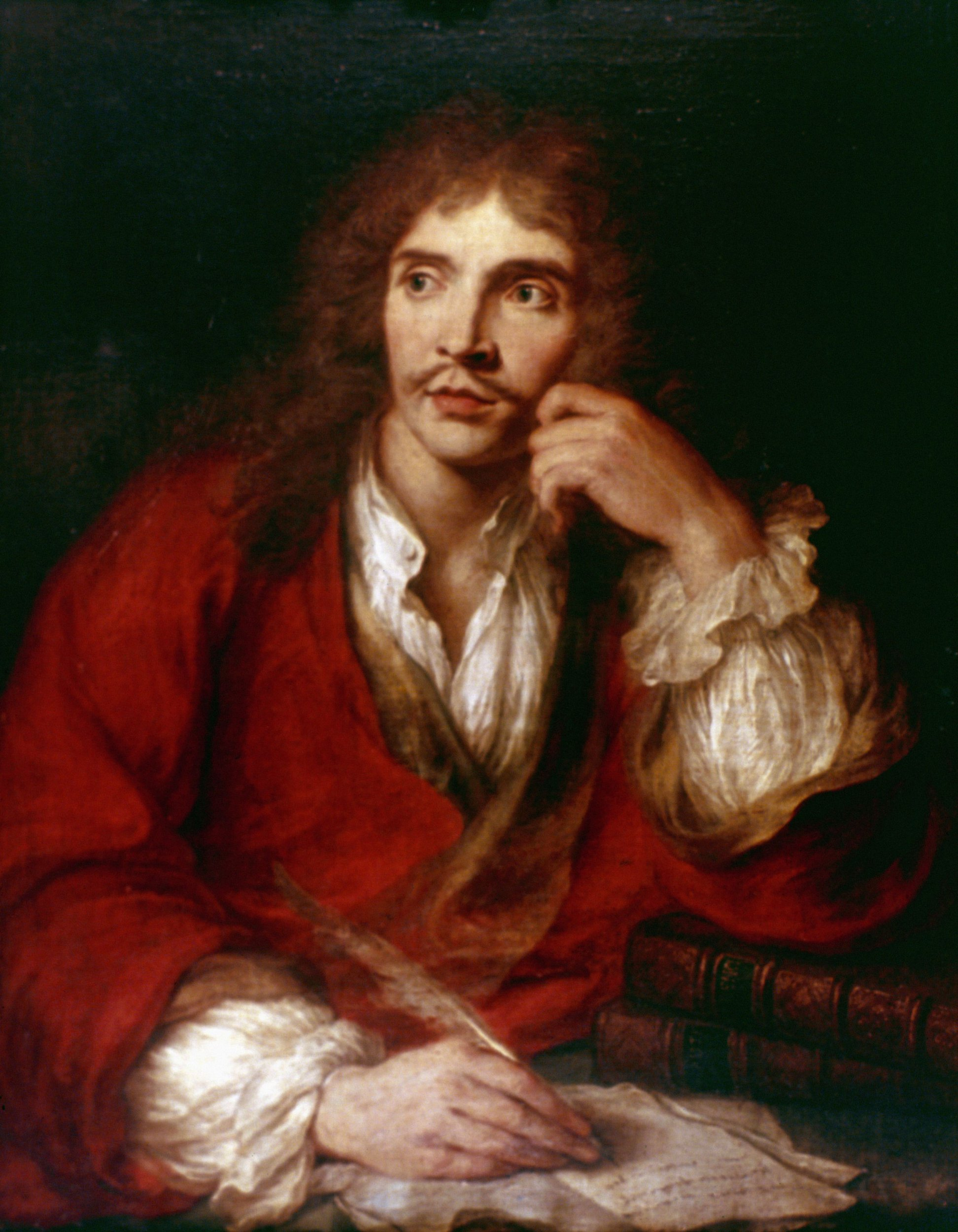 Who is Molière and why is he today's Google Doodle?