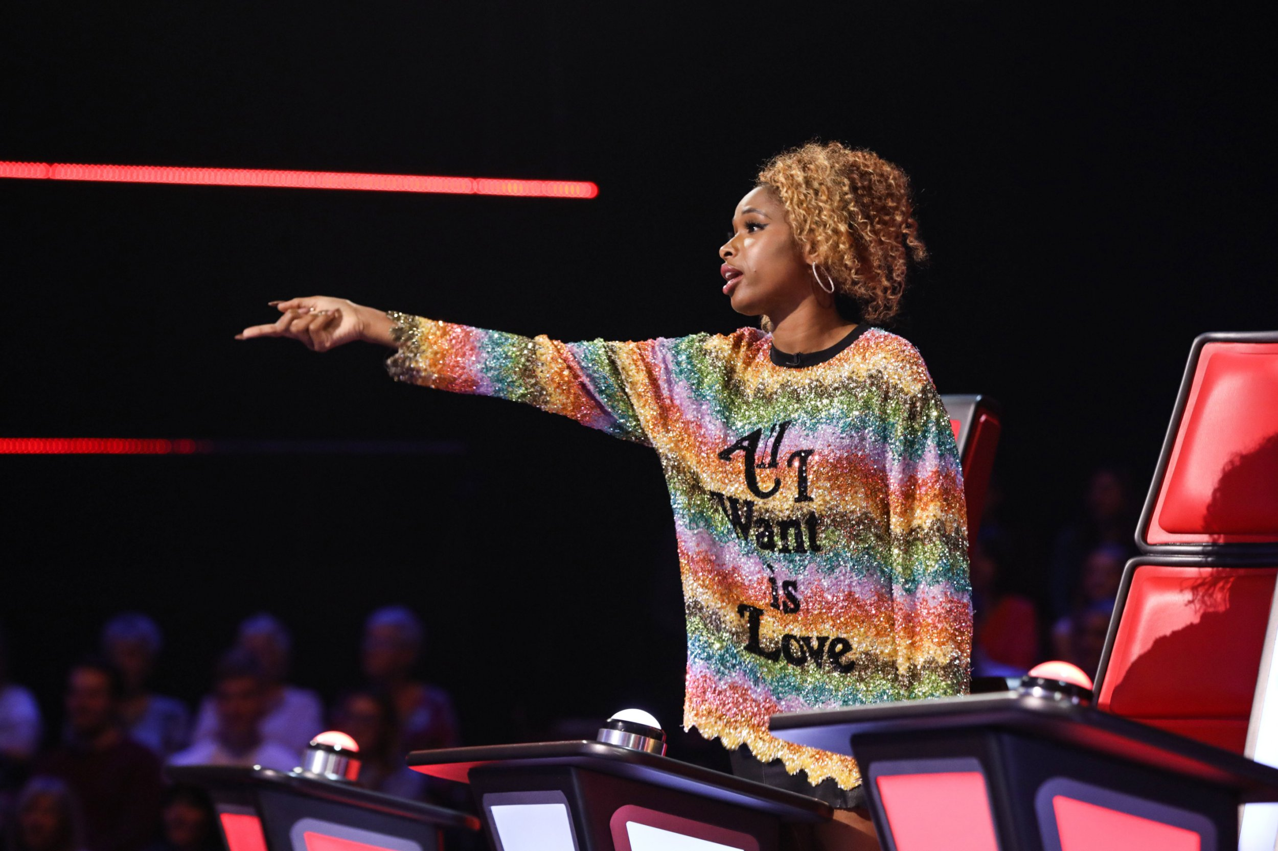 Jennifer Hudson hints at The Voice exit ahead of semi-final as Will.I.Am eyes Cheryl to replace her