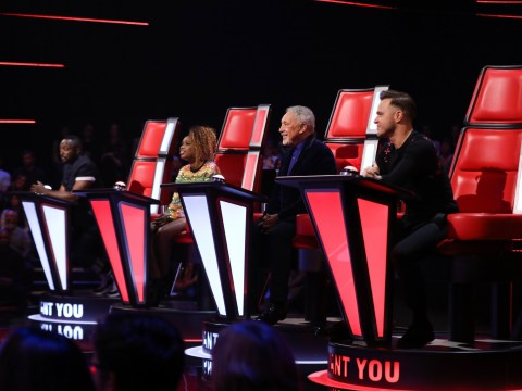 Why do the judges wear the same clothes on The Voice every week?