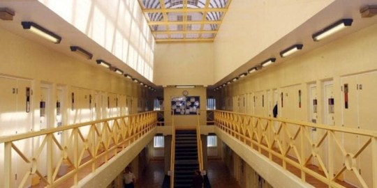 New Hall women's prison near Wakefield, West Yorkshire (Picture: SWNS)