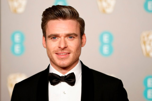 Who will Richard Madden play in The Eternals and could he still be new James Bond?