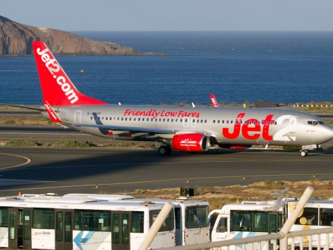 Plane forced to land early 'because it had no water for tea and coffee'