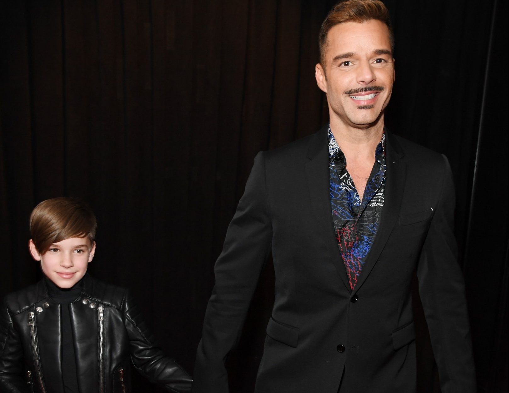 Grammys 2019: Ricky Martin takes his son as his date and it is cute