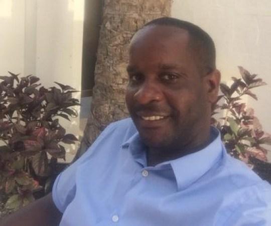 Dennis Anderson. i.d not yet confirmed. Standard have run East Dulwish murder victim https://twitter.com/DennisA75460936