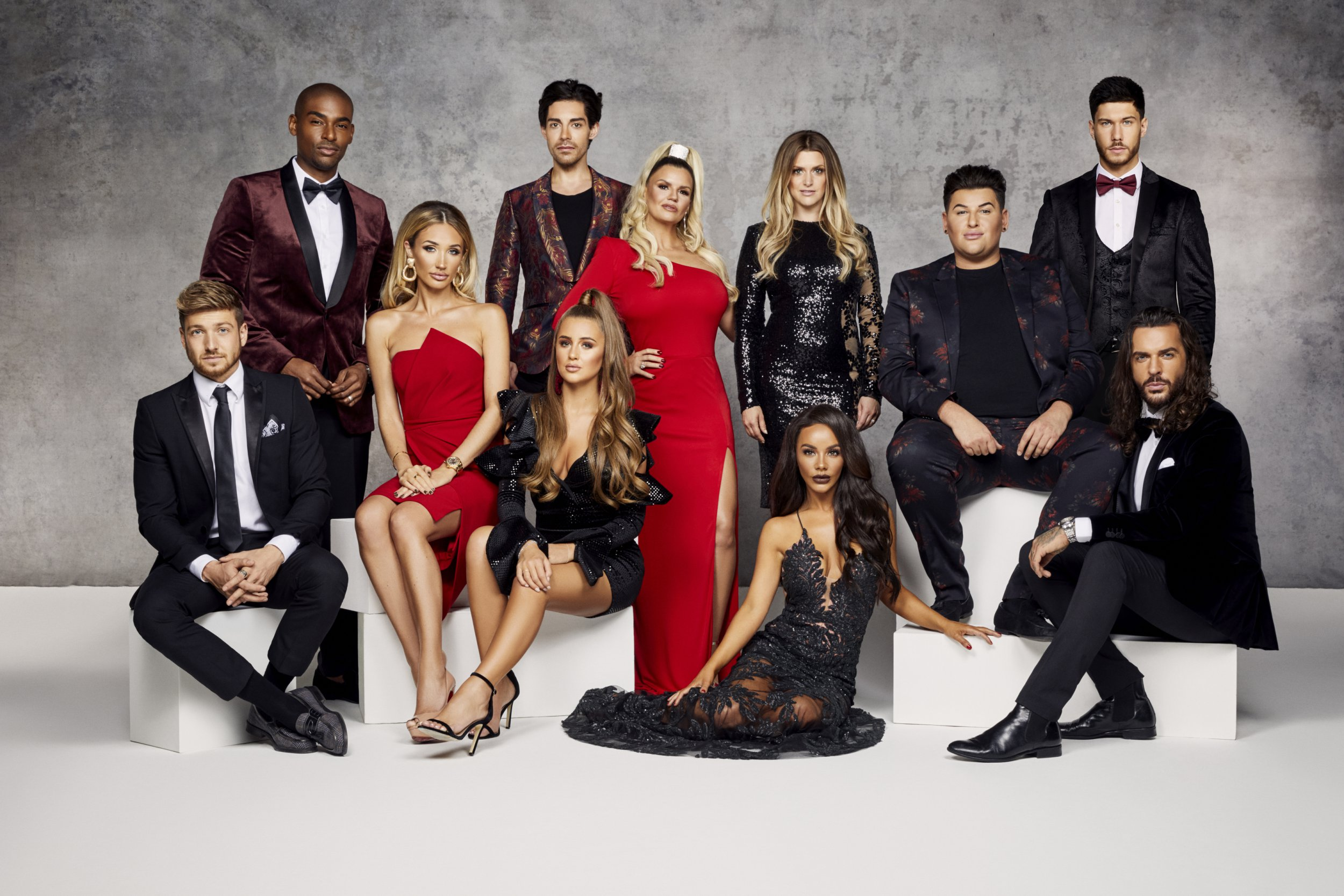 Who is dating who in strictly come dancing 2020