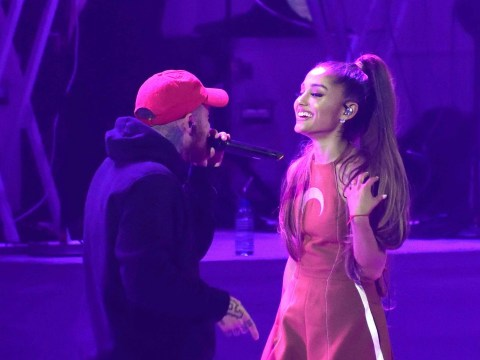 Ariana Grande fans notice subtle tribute to ex Mac Miller as she kicks off her Sweetener tour