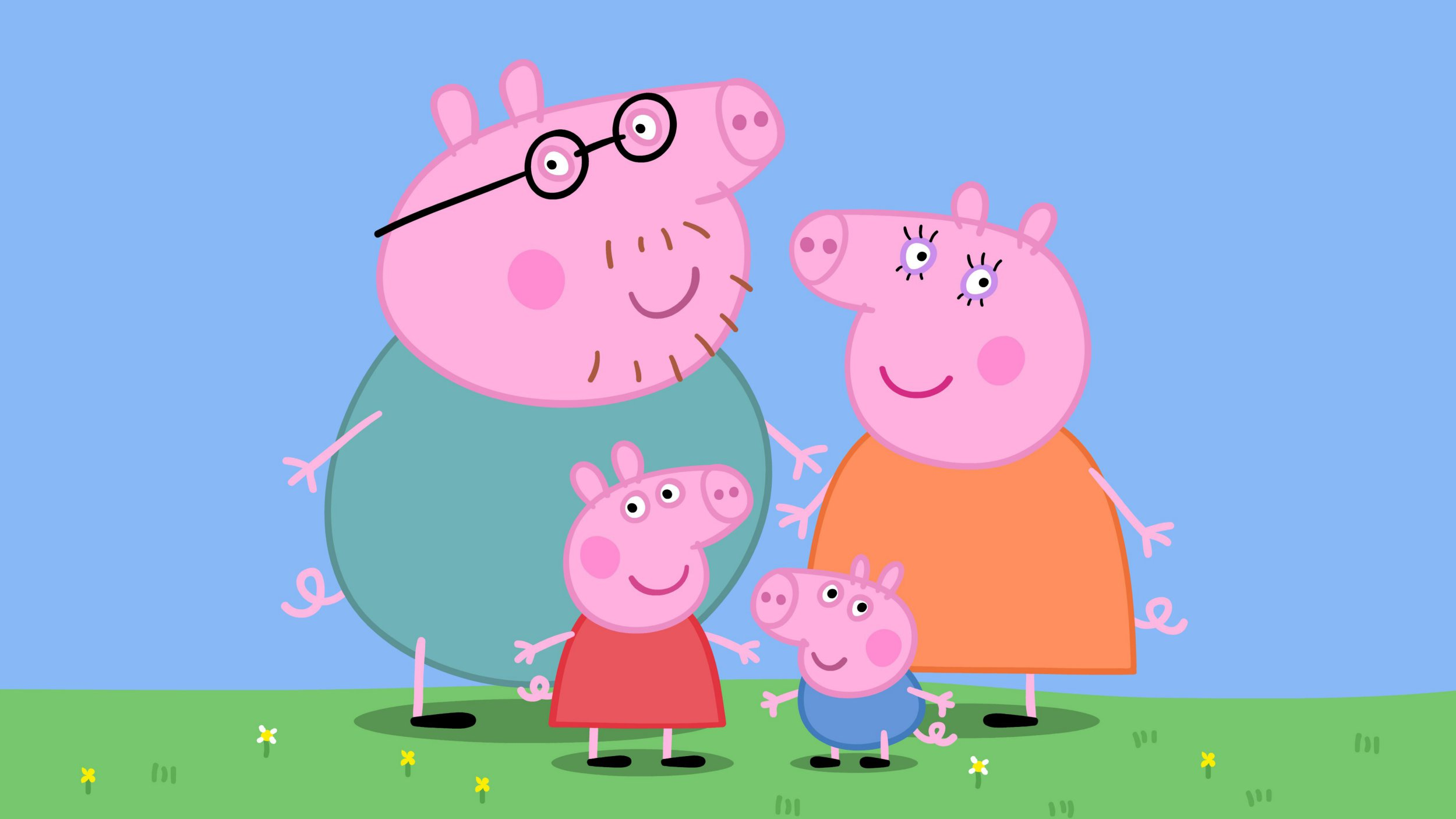 Peppa Pig (Picture: Entertainment One)