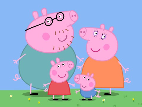 Children in U.S. 'are talking with British accent because of Peppa Pig'