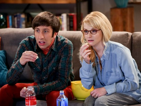 Big Bang Theory's Melissa Rauch shares lifechanging moment she landed Bernadette audition