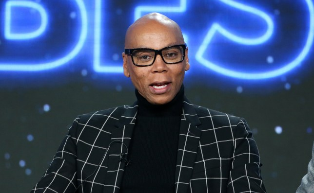 Mandatory Credit: Photo by David Buchan/Variety/REX/Shutterstock (10076415ae) RuPaul Charles CBS 'The World's Best' TV show panel, TCA Winter Press Tour, Los Angeles, USA - 30 Jan 2019