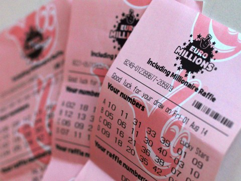 Nobody won the EuroMillions so it's a £144,000,000 rollover