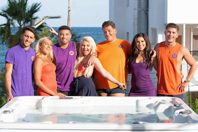 The stars of Ibiza Weekender