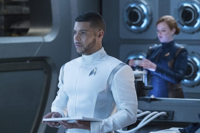 Star Trek Discovery star not happy with show exit Credit: Paramount Television
