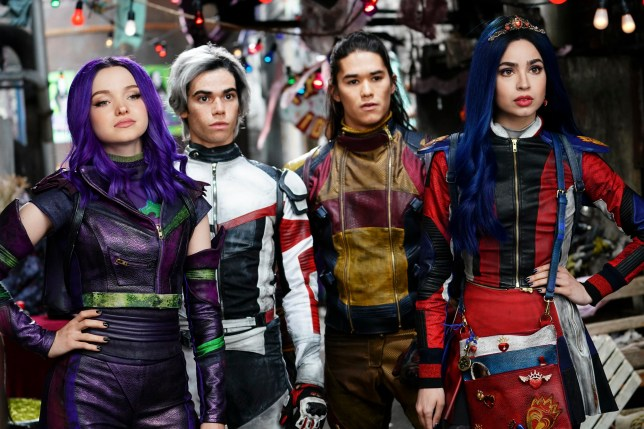 When is Descendants 3, starring Cameron Boyce, due to air on