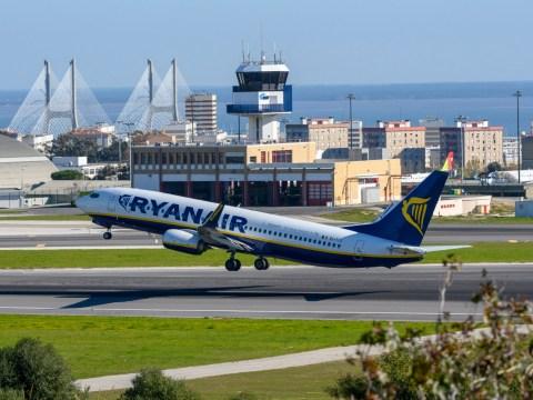 Ryanair flight diverted after 'drunk man started pestering hen party'