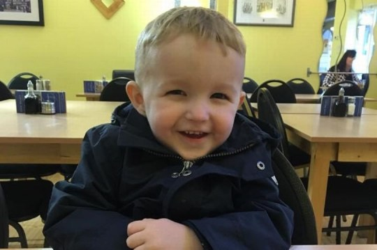 British boy, 4, drowned in Tenerife swimming pool after his armbands were removed Presley Stockton drowned in a pool at a hotel in Tenerife Provider: Unknown