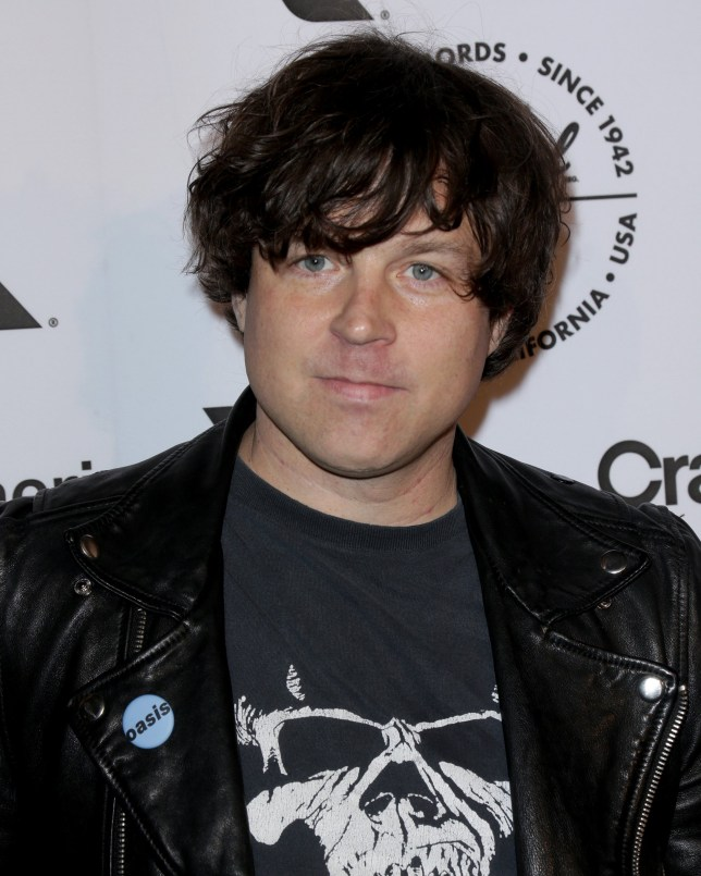 Mandatory Credit: Photo by Jim Smeal/REX/Shutterstock (7439319bb) Ryan Adams Capitol Records 75th Anniversary Gala, Los Angeles, USA - 15 Nov 2016