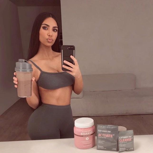 METRO GRAB from Kim Kardashian Instagram https://www.instagram.com/kimkardashian/ Inside Kim and Kanye's insane mansion with no furniture - plenty of social media pics of inside Credit: kimkardashian