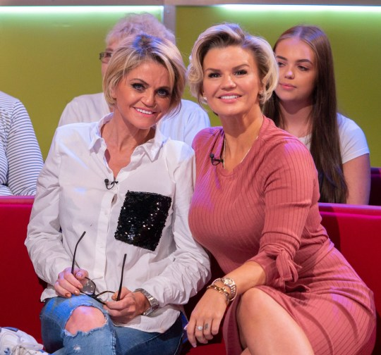 Editorial use only Mandatory Credit: Photo by S Meddle/ITV/REX/Shutterstock (9715006g) Danniella Westbrook and Kerry Katona 'Loose Women' TV show, London, UK - 13 Jun 2018 Celeb guests: Kerry Katona, Danniella Westbrook and her son Kai The pair will be joining us in the studio to discuss their moving chat and Danniella will tell us what happened after the video was filmed. Has Danniella relapsed? And will she be seeking professional help? Her son Kai will be in the audience to tell us how it has been for him being his mum's carer for the last four years and what his fears are for her future.