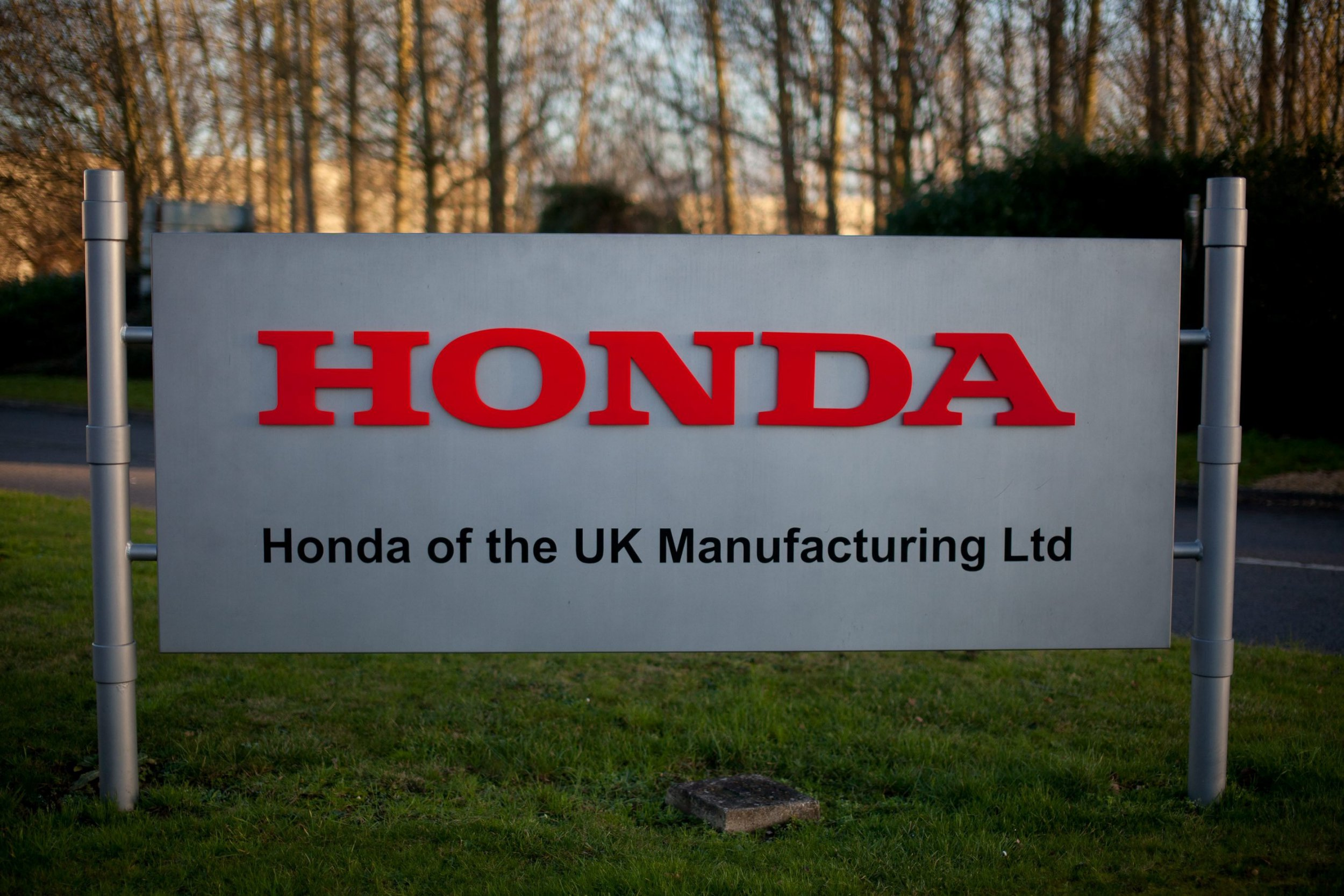File photo of the Honda factory in Swindon, Wiltshire. Sky news are reporting that the Japanese company are set to close the factory with a loss of 3500 jobs.