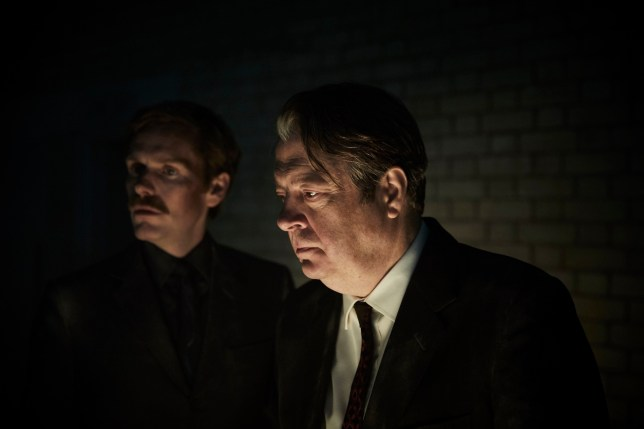 Endeavour series 6 episode 3: Fred Thursday is turned to the