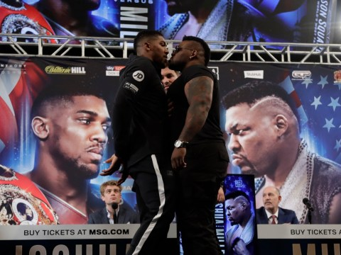 Anthony Joshua vs Jarrell Miller fight date, TV channel, tickets, odds and undercard