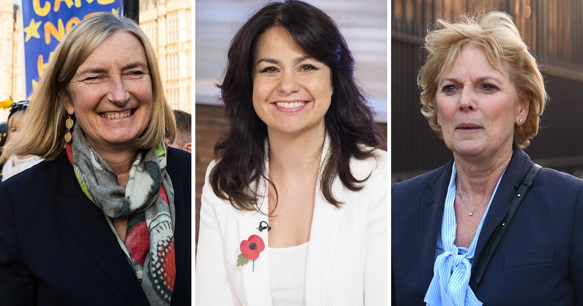 Three Tory MPs quit party to join Labour rebels at Independent Group