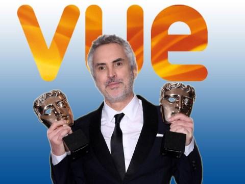Vue threatens Bafta boycott over 'Netflix film' Roma's success