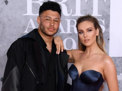 Perrie Edwards jets to Madrid to support Alex Oxlade-Chamberlain ahead of Champion's League Final