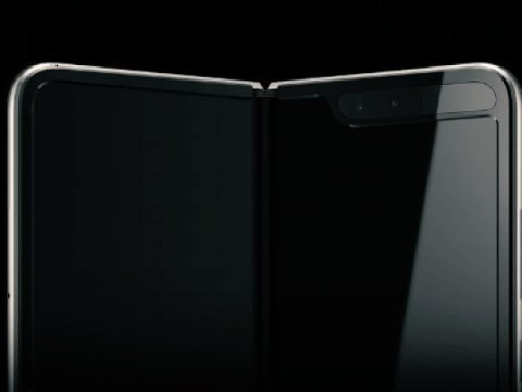 Samsung finally unveils super-expensive foldable Galaxy Fold smartphone