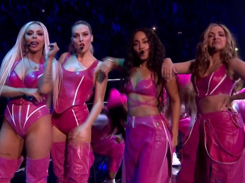 Jack Whitehall's 'raunchy' joke about Little Mix's Brits 2019 performance leaves viewers in hysterics