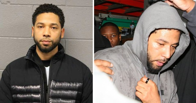Jussie Smollett mugshot released and press conference