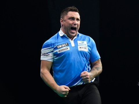 Gerwyn Price in the form of his life but says: 'There is more in the tank, which is scary'