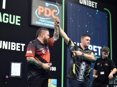 Daryl Gurney hails 'real class act' Michael Smith for Premier League Darts sportsmanship