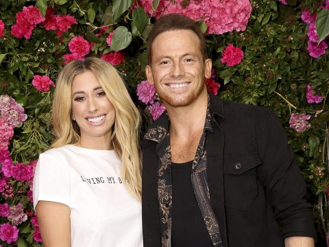 Joe Swash mocking pregnant girlfriend Stacey Solomon on Instagram is everything