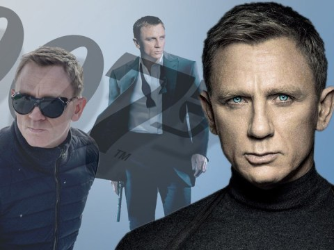 Working title for Daniel Craig's last 007 film revealed as Shatterhand